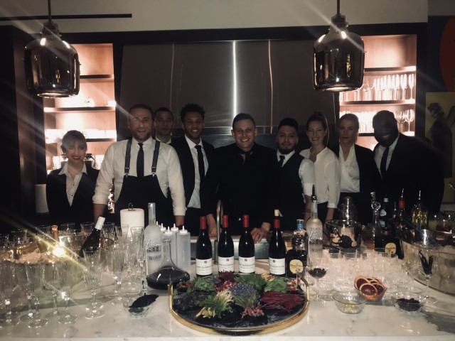 Cocktail Party Team