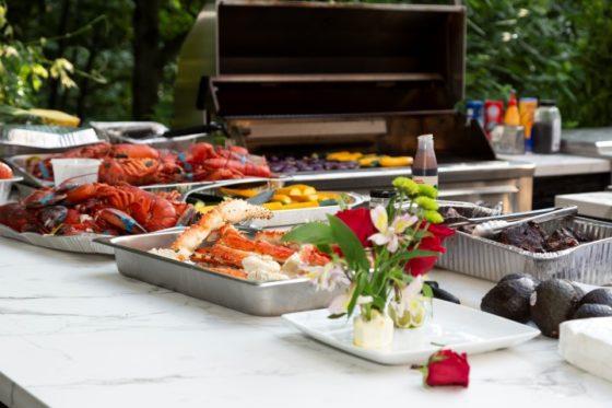 Summer Lobster Setting