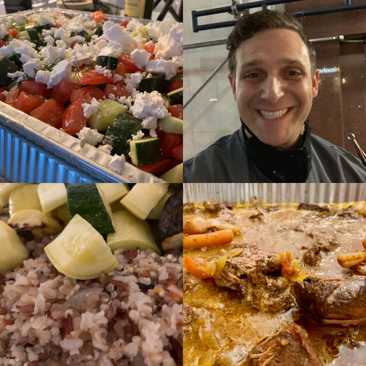 Let Chef Chris Nirschel cater to you